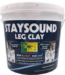 staysound leg clay for sale